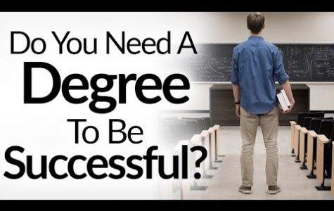 Is a college education needed to be successful in life?