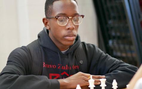 Student Profile: Chess Wizard Zahir Muhammad