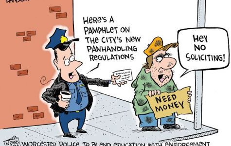 Panhandling: the unfortunate truth