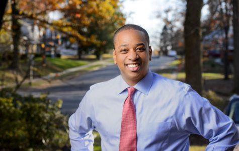 Justin Fairfax '96 becomes the Virginia lieutenant governor and is striving to make big changes