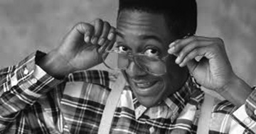 "Urkel fits the ""blite"" description to many people."
