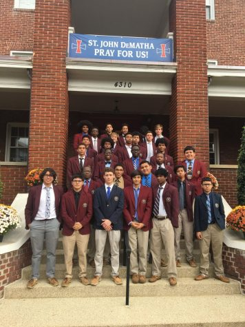 The Rebirth of the DeMatha Latino Community (DLC)