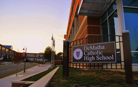DeMatha implements security measures