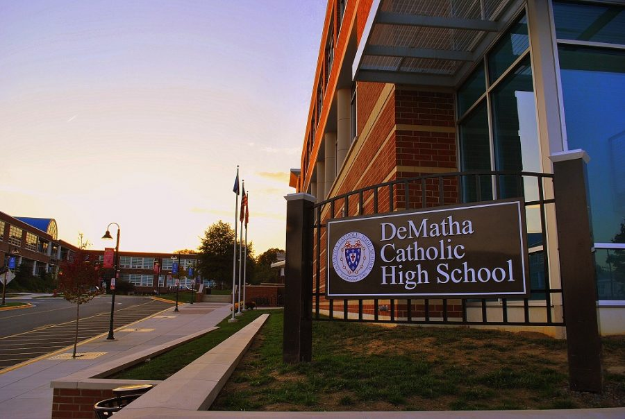 DeMatha+implements+security+measures